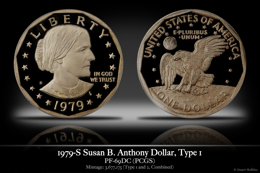 1 2 S- PROOF KENNEDY HALF/'S DOLLAR. AND MORE EISENHOWER -S PROOF DOLLAR